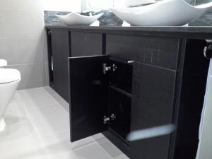 Muebles de baño bisagras con freno